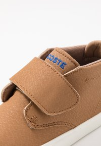 Lacoste - ESPARRE CHUKKA - Sneakers high - light brown/offwhite - 2