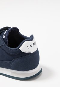 Lacoste - PARTNER - Zapatillas - navy/orange - 2