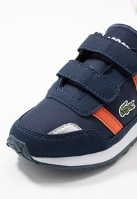 Lacoste - PARTNER - Trainers - navy/organge - 2