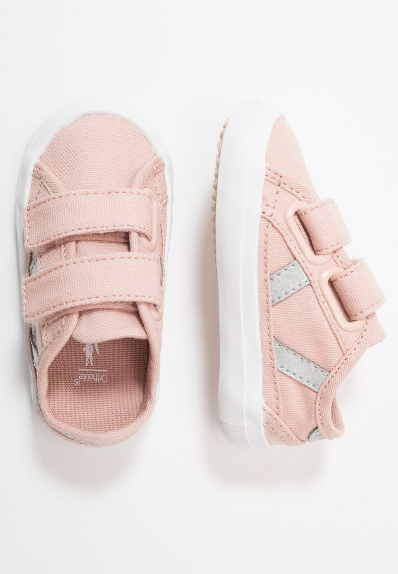 Lacoste - SIDELINE - Trainers - natural/white