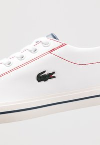 Lacoste - RIBERAC 120 - Trainers - white/navy/red - 2