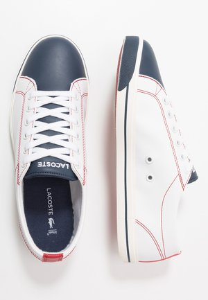 RIBERAC 120 - Sneakers laag - white/navy/red