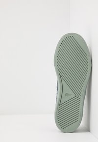 Lacoste - ESPARRE - Trainers - green/light green - 5