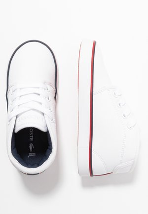 AMPTHILL  - Sneakers hoog - white/navy/red