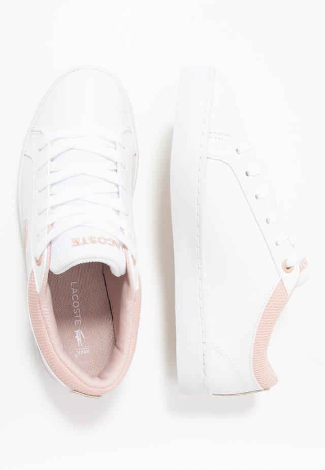 STRAIGHTSET - Sneaker low - white