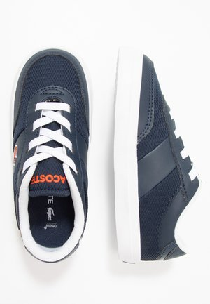 COURT MASTER - Trainers - navy/white