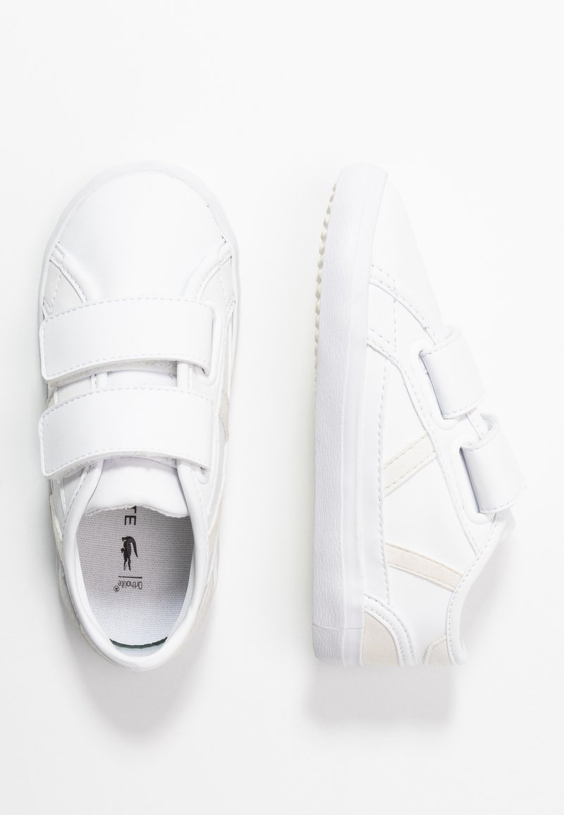 Lacoste - SIDELINE 120  - Sneakers laag - white/offwhite