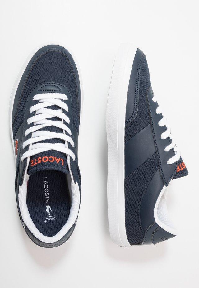 COURT-MASTER 120 1 CUJ 39CUJ0010-402 - Sneakers laag - navy/white