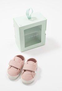 Lacoste - SIDELINE CRIB - Cadeau de naissance - nature/white - 6