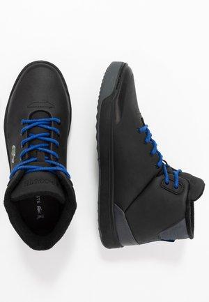 EXPLORATEUR THERMO - Zapatillas altas - black