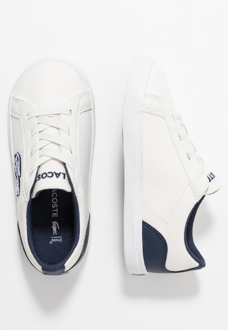 Lacoste - LEROND - Instappers - white/navy