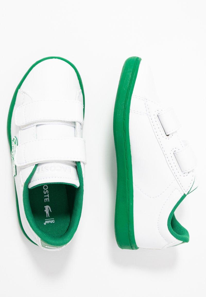 Lacoste - CARNABY EVO 319 - Sneaker low - white/green