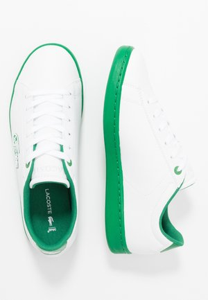 CARNABY EVO - Tenisky - white/green