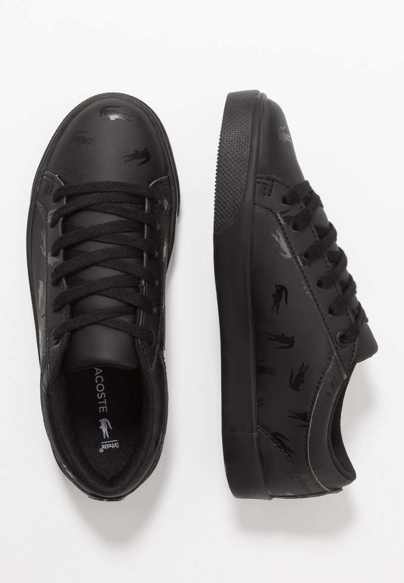 Lacoste - STRAIGHTSET - Trainers - black