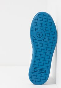 Lacoste - CARNABY EVO - Trainers - white/blue - 5