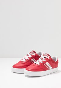 Lacoste - COURT-MASTER - Sneakers - red/white - 3