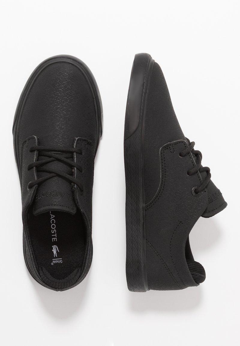 Lacoste - ESPARRE - Tenisky - black