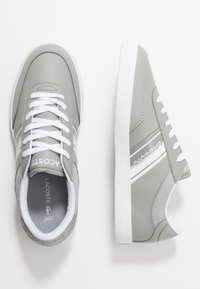 Lacoste - COURT MASTER - Trainers - grey/white - 0