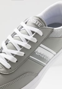 Lacoste - COURT MASTER - Trainers - grey/white - 2