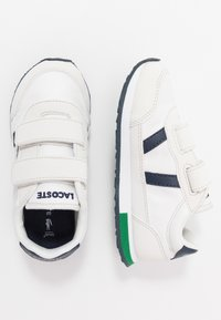 Lacoste - PARTNER - Trainers - offwhite/navy - 0