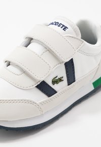 Lacoste - PARTNER - Trainers - offwhite/navy - 2