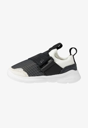 DASH 120 - Loaferit/pistokkaat - offwhite/black