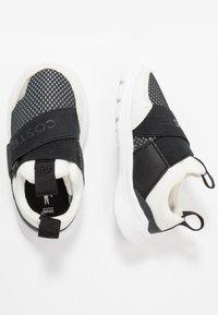 Lacoste - DASH 120 - Slip-ons - offwhite/black - 0