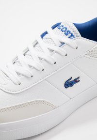 Lacoste - COURT-MASTER - Trainers - white/blue - 2