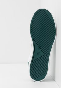 Lacoste - LEROND - Sneakers basse - white/green - 5