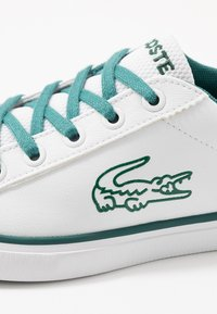 Lacoste - LEROND - Trainers - white/green - 2
