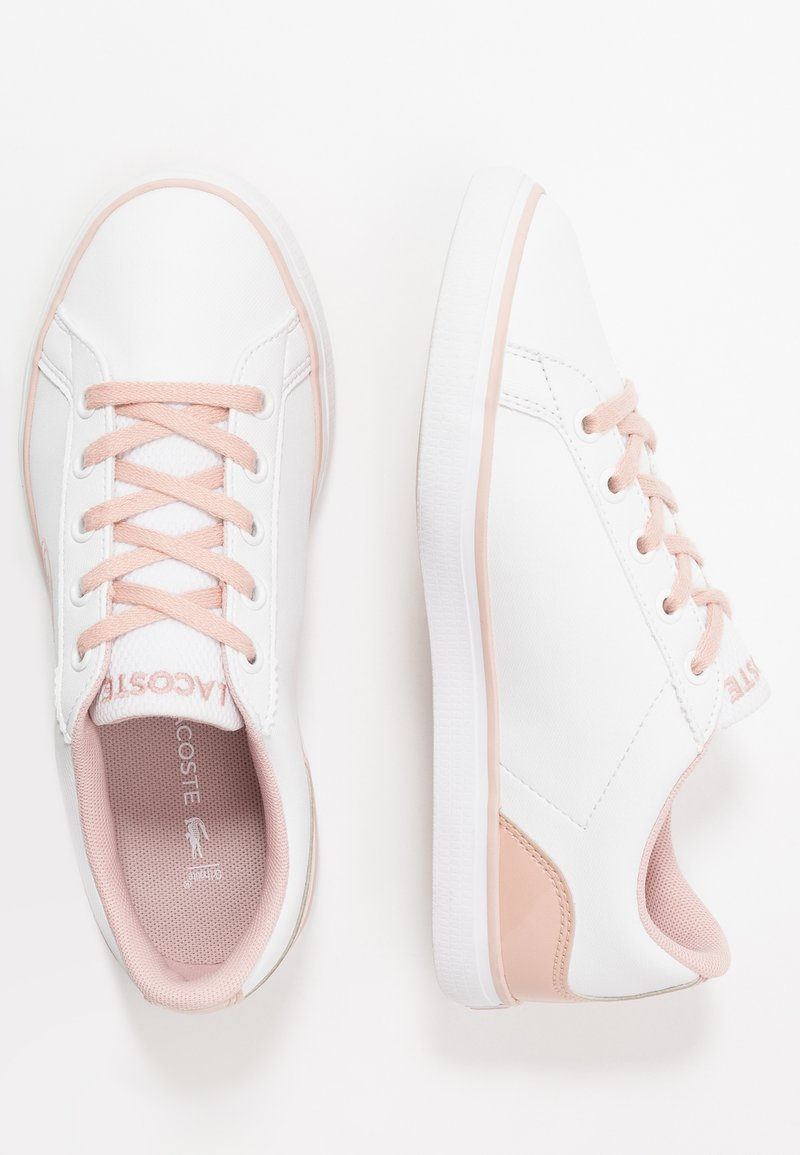 Lacoste - LEROND - Trainers - white/nature