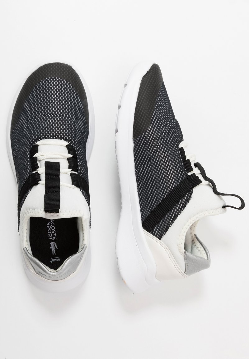 Lacoste - DASH 120 - Trainers - off white/black