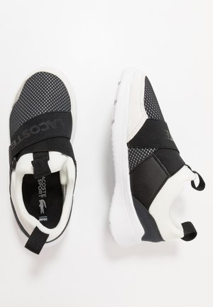 DASH 120 - Trainers - offwhite/black