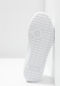 Lacoste - CARNABY EVO 120 - Trainers - white/red - 5