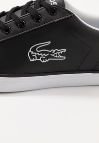Lacoste - LEROND - Trainers - black/white