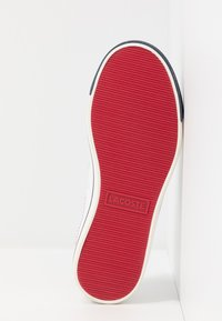 Lacoste - RIBERAC - Sneakers laag - white/navy/red - 5