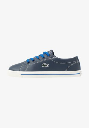 RIBERAC - Baskets basses - navy/off white