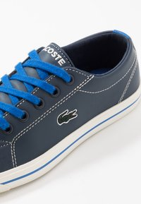 Lacoste - RIBERAC - Trainers - navy/off white - 2