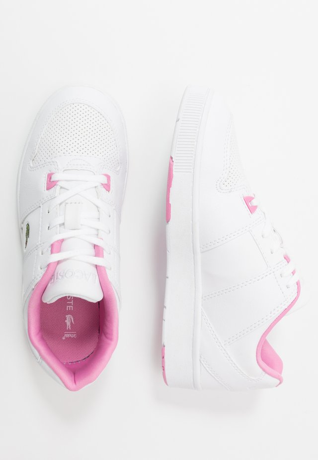 THRILL  - Sneakers laag - white/light pink