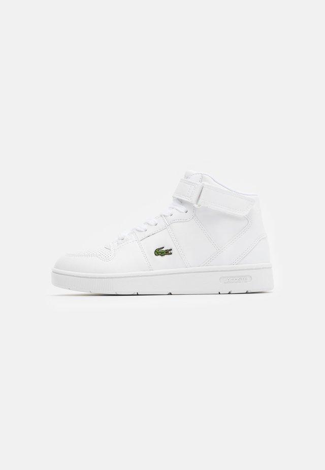TRAMLINE MID 0120 - Sneakers hoog - white