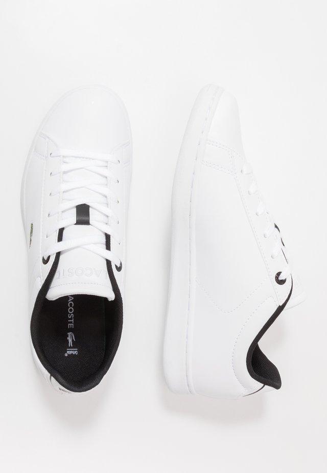 CARNABY EVO - Sneakers laag - white/black