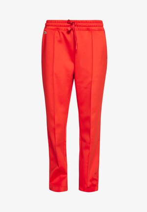 Tracksuit bottoms - red