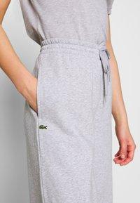 Lacoste - Pantalon de survêtement - silver chine - 4