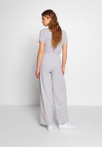 Lacoste - Pantalon de survêtement - silver chine - 2