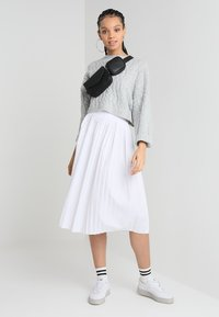 Lacoste - A-line skirt - white - 1