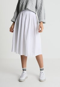 Lacoste - A-line skirt - white - 0