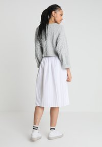 Lacoste - A-line skirt - white - 2