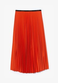Lacoste - PLEATED SKIRT-JF5455 - Jupe trapèze - rouge - 2