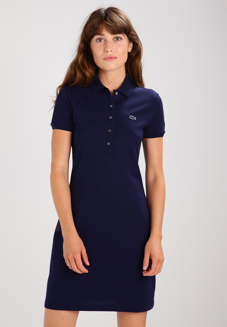 Lacoste - EF8470 - Shirt dress - marine