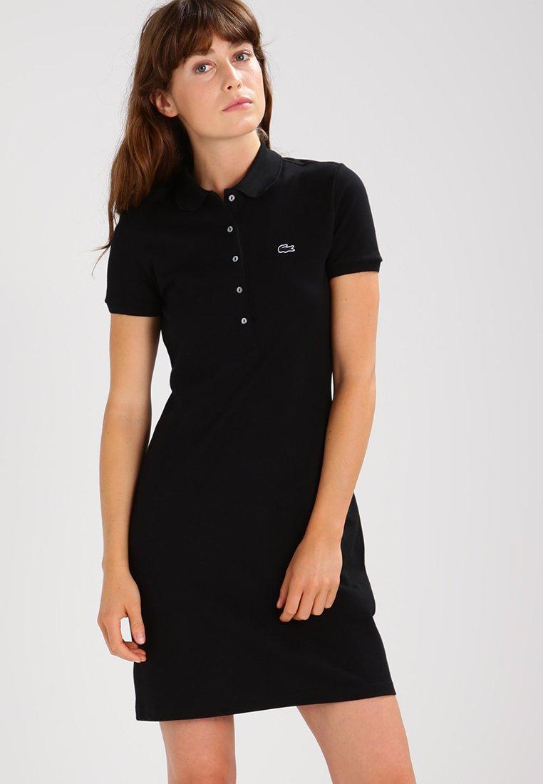 Lacoste - EF8470 - Košilové šaty - noir